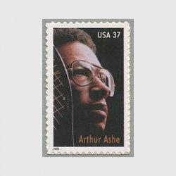 アメリカ 2005年テニスプレーヤー アーサー・アッシュ