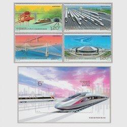 中国 2017年中国高速鉄道