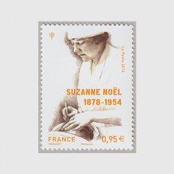 フランス 2018年シュザンヌ・ノエル