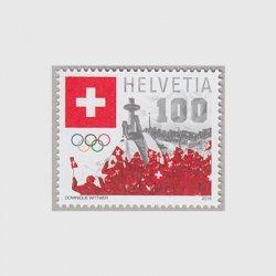 スイス 2018年平昌オリンピック