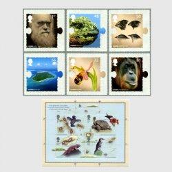 イギリス 2009年ダーウィン誕生200年