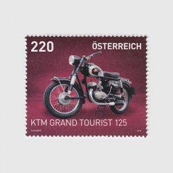 オーストリア 2018年KTM GRAND TOURIST 125