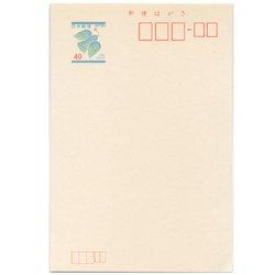 青い鳥はがき「1986 昭和61年」40円