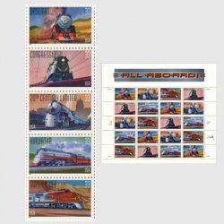 アメリカ 1999年鉄道シリーズ