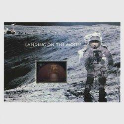 アメリカ 2000年宇宙開発シリーズ小型シート「月面着陸」