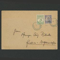 オーストラリア 1913年エンタイア