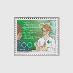 スイス 2018年スイス薬剤師会175年