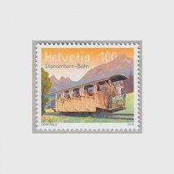 スイス 2018年シュタンザーホルン鉄道125年