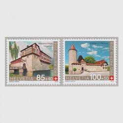 スイス 2018年夏季慈善2種