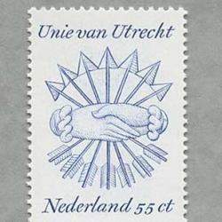 オランダ 1979年ユトレヒト同盟400年