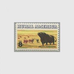 アメリカ 1973年アンガス牛