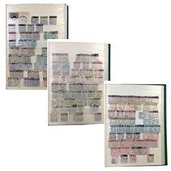 旧普通切手 使用済アキュムレーション