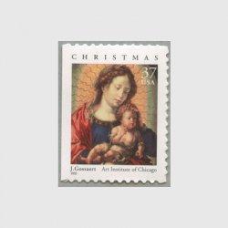 アメリカ2002年クリスマス聖母