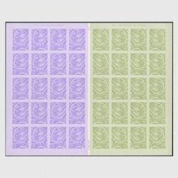 アメリカ 2006年LOVE 切手帳ペーン