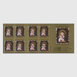 アメリカ 2006年クリスマス聖母子切手帳