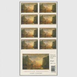 アメリカ 2008年ヨセミテ渓谷切手帳