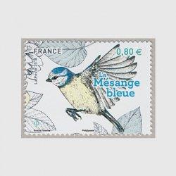 フランス 2018年自然シリーズ庭園の鳥