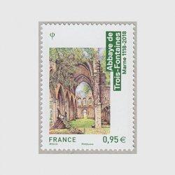 フランス 2018年トロワ・フォンテーヌ大修道院900年
