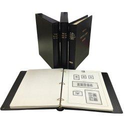 アメリカリーフ付きボストークバインダー4冊(中古品)