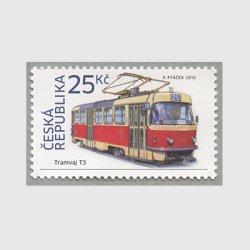 チェコ共和国 2015年トラム「T3」