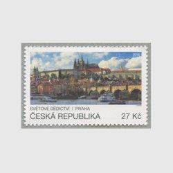 チェコ共和国 2016年世界遺産プラハ市街