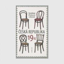チェコ共和国 2018年曲木家具