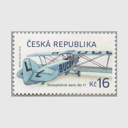 チェコ共和国 2016年複葉機Ab-11