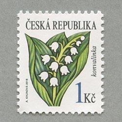 チェコ共和国 2018年スズラン