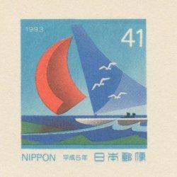 かもめーる 1993年ヨット