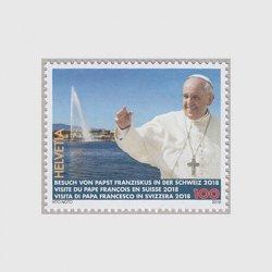 スイス 2018年法王来訪