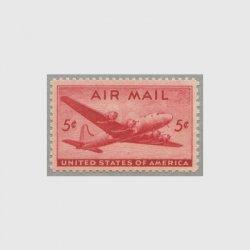 アメリカ 1946年航空切手5c