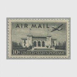 アメリカ 1947年航空切手10c