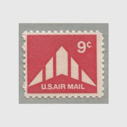 アメリカ 1971年航空切手9c