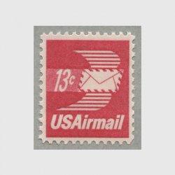 アメリカ 1973年航空切手13c