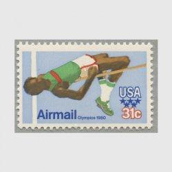 アメリカ 1979年航空切手オリンピック