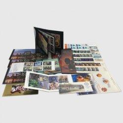 海外の切手帳、ペーン・ミニコレクション
