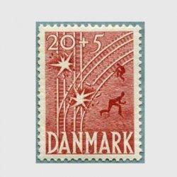 デンマーク 1947年自由解放への闘い