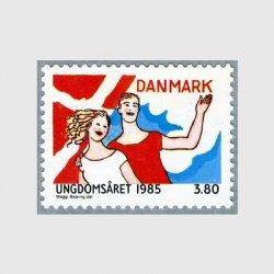 デンマーク 1985年国際青年年