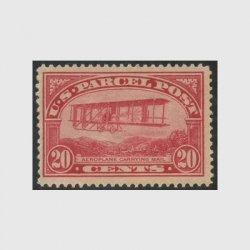 アメリカ 1912年小包切手20c(stus_q008_1)