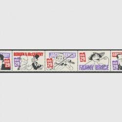 アメリカ 1991年コメディアン5種