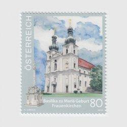 オーストリア 2018年フラウエンキルヒェン教会