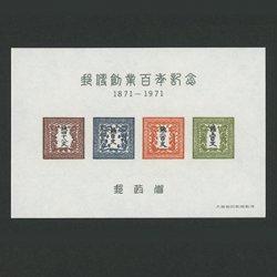 スーペーニアカード 郵便創業100年記念