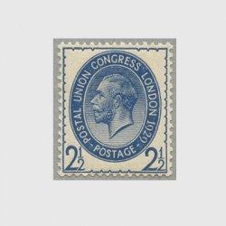 イギリス 1925年UPU会議2.5p
