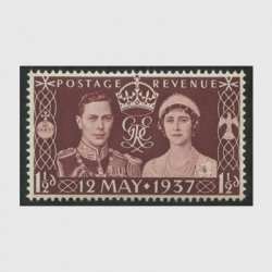 イギリス 1937年ジョージ6世戴冠式