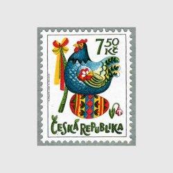 チェコ共和国 2006年イースターにわとり
