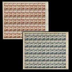 1944年 関東神宮鎮座50面シート2種