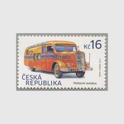 チェコ共和国 2017年郵便バス