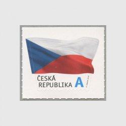 チェコ共和国 2015年国旗