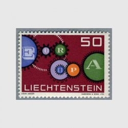 リヒテンシュタイン 1961年歯車