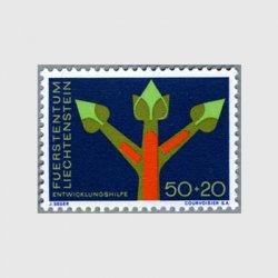 リヒテンシュタイン 1967年芽吹き